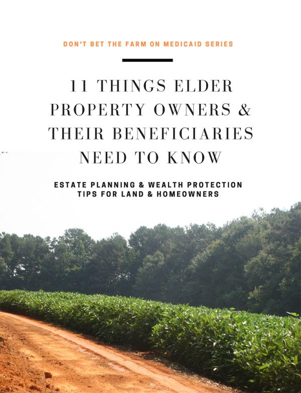 FREE eBook - 11 Things Property Owners & Their Beneficiaries Need to  Know