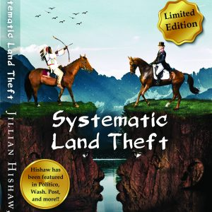 Systematic Land Theft - A Limited Brief Edition Book Cover